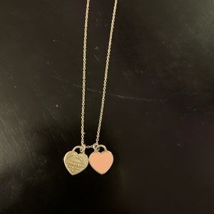 TIFFANY & CO necklace!!!